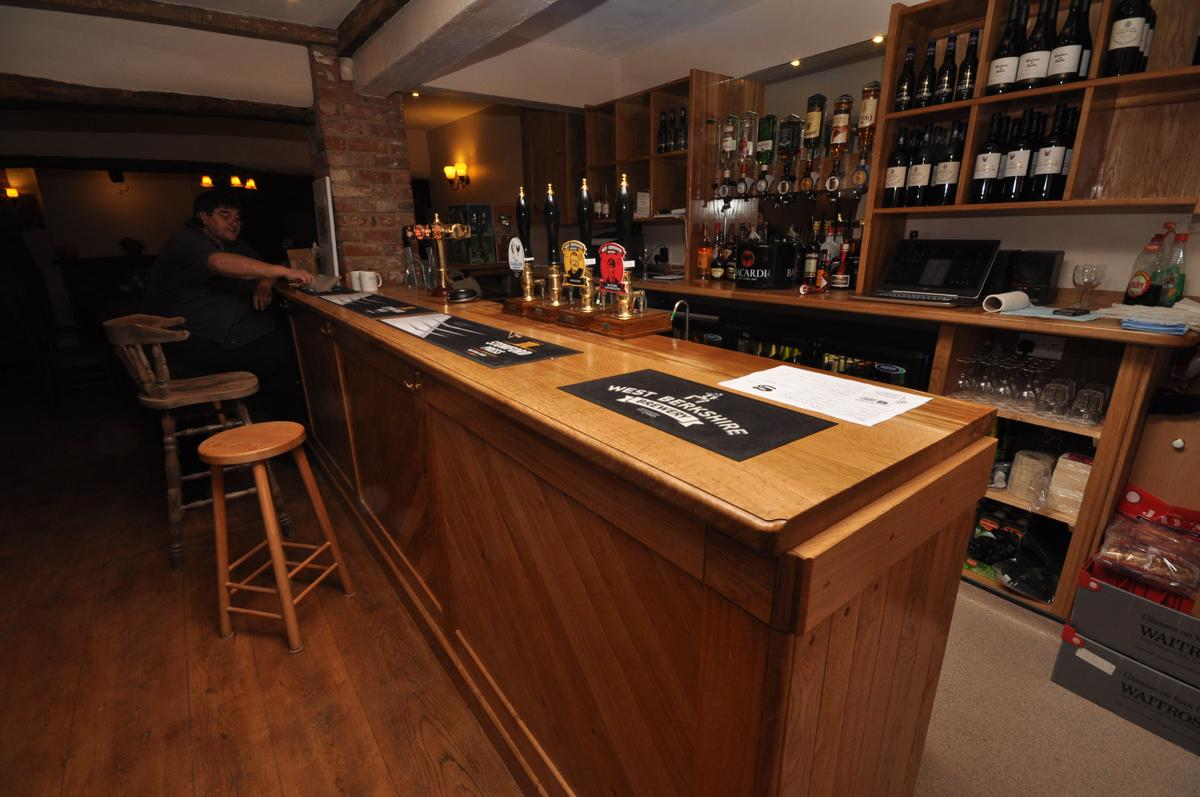Our Bar...
